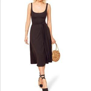 Reformation August midi dress